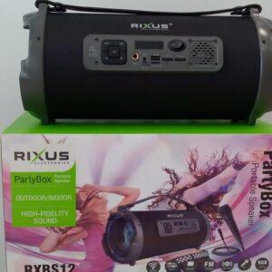 Enceinte Rixus Party Box RXRS12