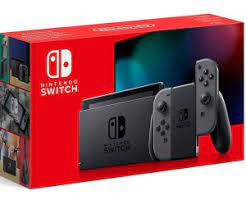 Nintendo Switch noir (occasion)