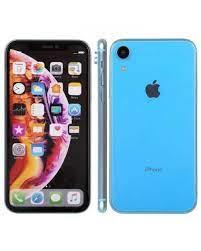 Iphone XR Bleu